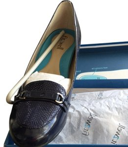 Fitzwell Navy Pumps