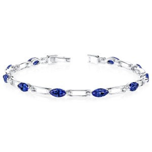 Other Marquise Sapphire Bracelet