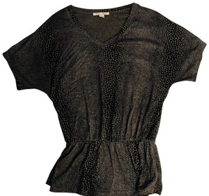 Kenneth Cole Top black/gray