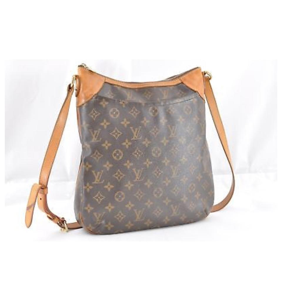 678b0ab4bca Louis Vuitton Odeon Sale Pm Leather Cross Body Bag 54% off retail