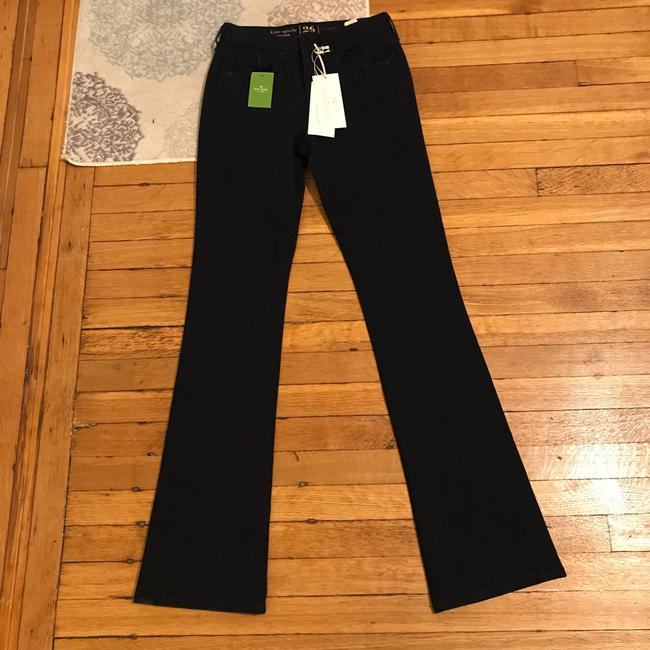 Kate Spade Boot Cut Jeans-Dark Rinse