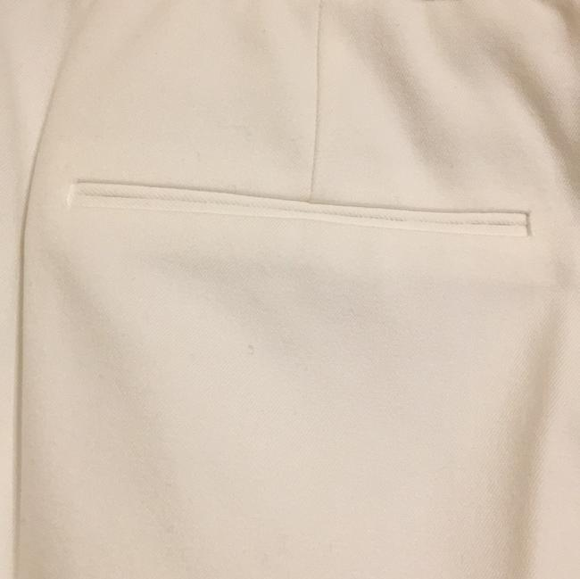 Elie Tahari Wide Leg Pants white