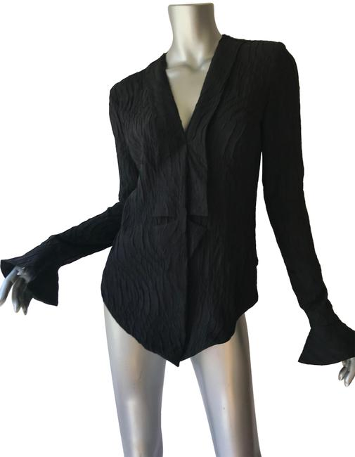 Preload https://img-static.tradesy.com/item/22426383/katie-may-black-silk-blouse-size-6-s-0-2-650-650.jpg