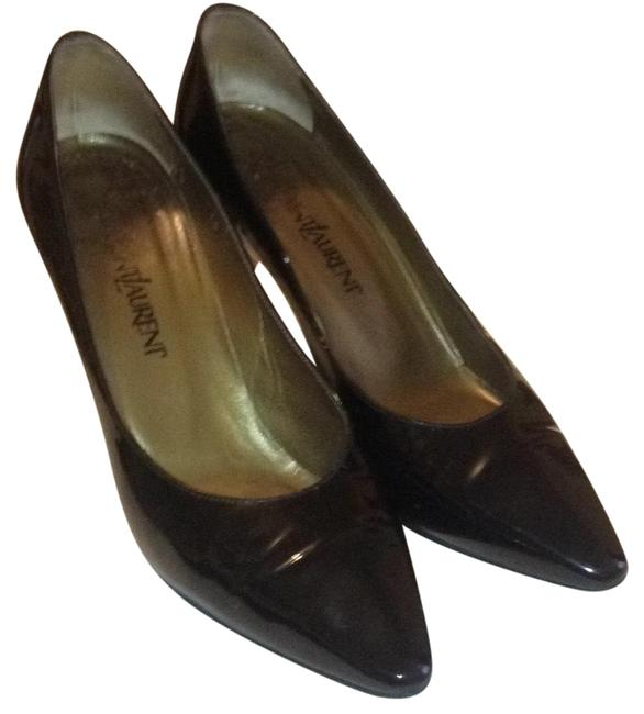 Item - Black Vintage Pumps Size US 8 Narrow (Aa, N)
