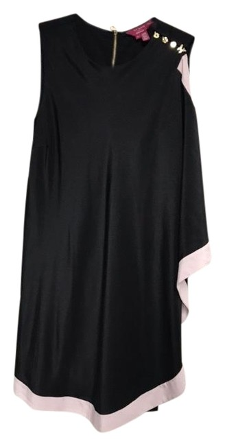 Preload https://img-static.tradesy.com/item/22426585/ted-baker-black-mid-length-cocktail-dress-size-2-xs-0-1-650-650.jpg