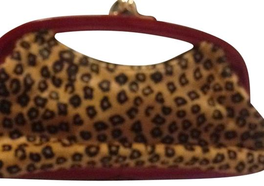 Preload https://img-static.tradesy.com/item/22426687/beverly-feldman-too-much-is-not-enough-red-tan-and-black-calf-hair-clutch-0-2-540-540.jpg