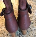 Miss Sixty Cognac Brown Leather Harness Boots/Booties Size US 9 Regular (M, B) Miss Sixty Cognac Brown Leather Harness Boots/Booties Size US 9 Regular (M, B) Image 8
