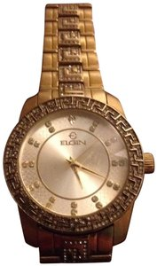 Elgin Gold Elgin Watch For Men.