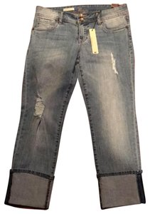 KUT from the Kloth Capri/Cropped Denim-Distressed