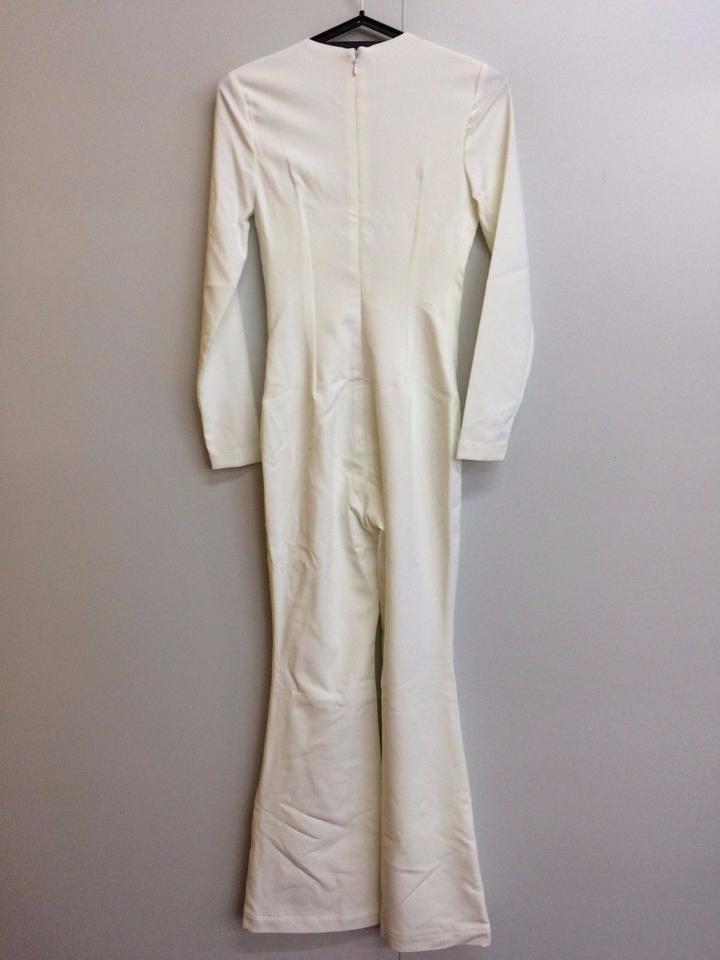 b55be45cac47 House of CB White  catalin  Romper Jumpsuit - Tradesy
