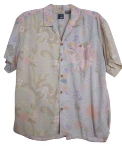 Liz Claiborne Top Pastel multi-color