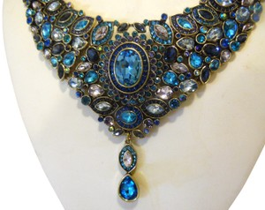"Heidi Daus Heidi Daus ""Worth Waiting For"" Beaded 2-Strand Crystal Drop Necklace"