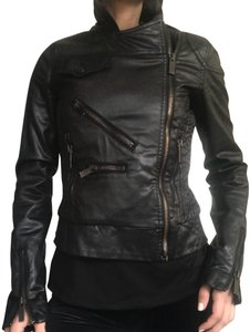 Karl Lagerfeld Motorcycle Jacket