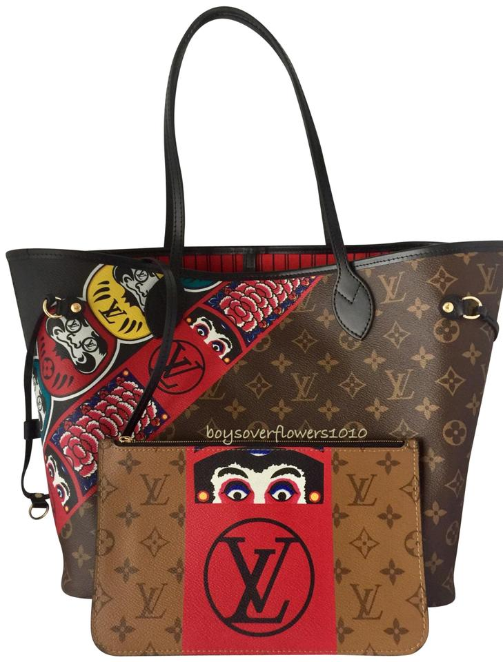 59be00a5c6ca Louis Vuitton Lv Lv Kabuki Neverfull Mm Lv Neverfull Mm Lv Limited Edition  Tote in Multicolor ...