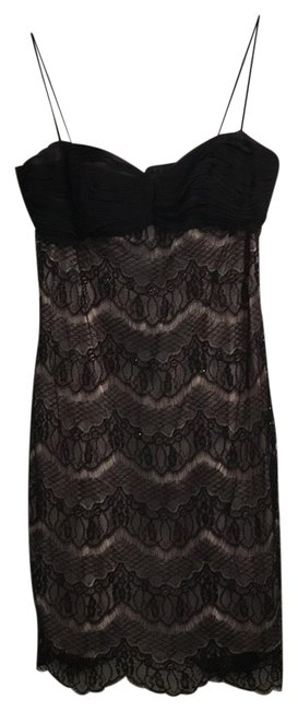 Preload https://img-static.tradesy.com/item/22427453/kir-black-lace-beaded-mid-length-cocktail-dress-size-6-s-0-1-650-650.jpg