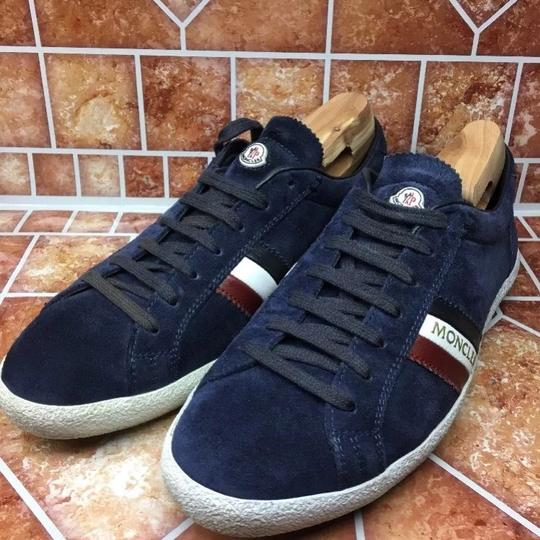 Moncler navy blue Athletic