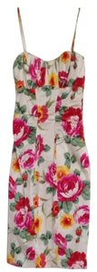Cache Bodycon Floral Prom Formal Dress