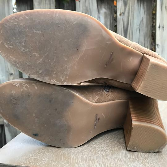 Nine West Taupe Boots