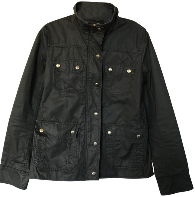 Item - Brown Downtown Field Jacket Size 4 (S)