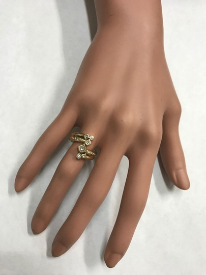Other .50CTW Natural VS1 / G-H DIAMONDS in 14K Solid Yellow Gold Ring
