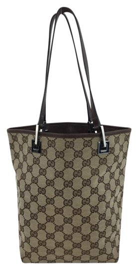 Preload https://item3.tradesy.com/images/gucci-guccissima-shopper-tan-canvas-and-leather-tote-2242917-0-2.jpg?width=440&height=440