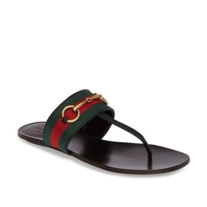 Gucci dark coffee Sandals