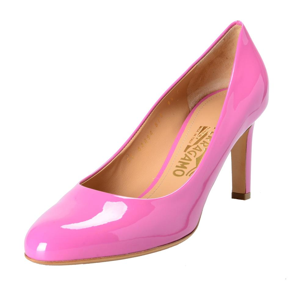 ... bd759 0a691 Salvatore Ferragamo Anemone Pink Pumps ... entire  collection ... 9dbdd3650