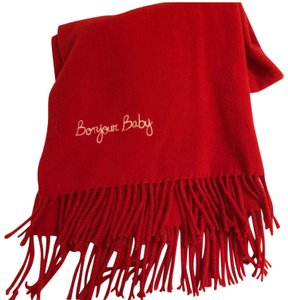 Urban Outfitters red scarf