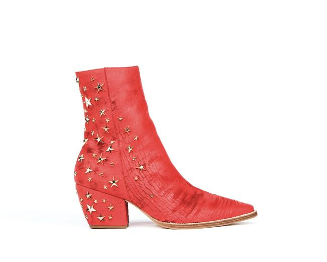 Item - Red Charlotte Kate Bosworth Boots/Booties Size US 8.5 Regular (M, B)