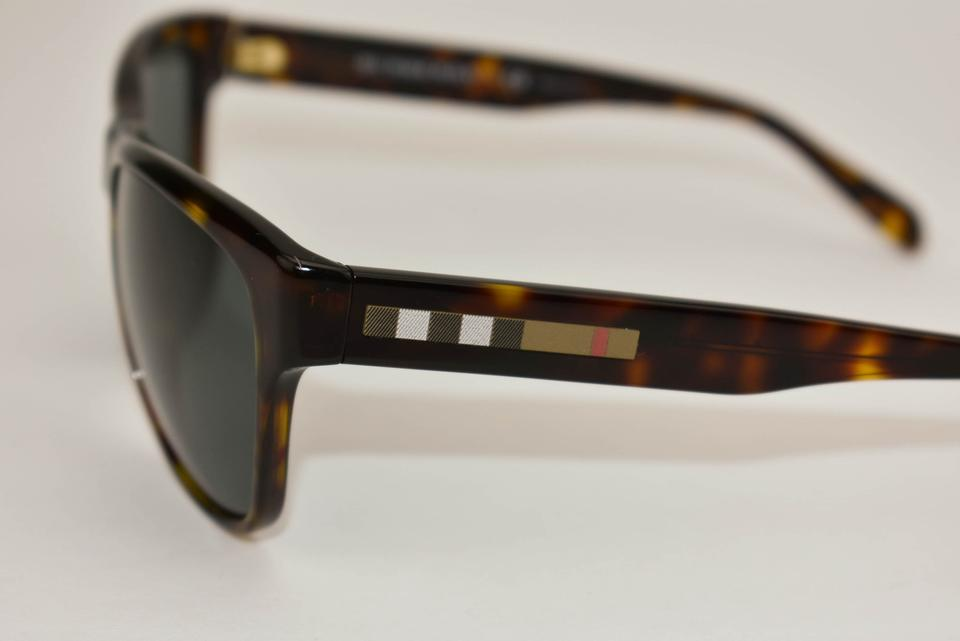 517822d456e0 Burberry Tortoise Brown   Nova Check Sunglasses - Tradesy