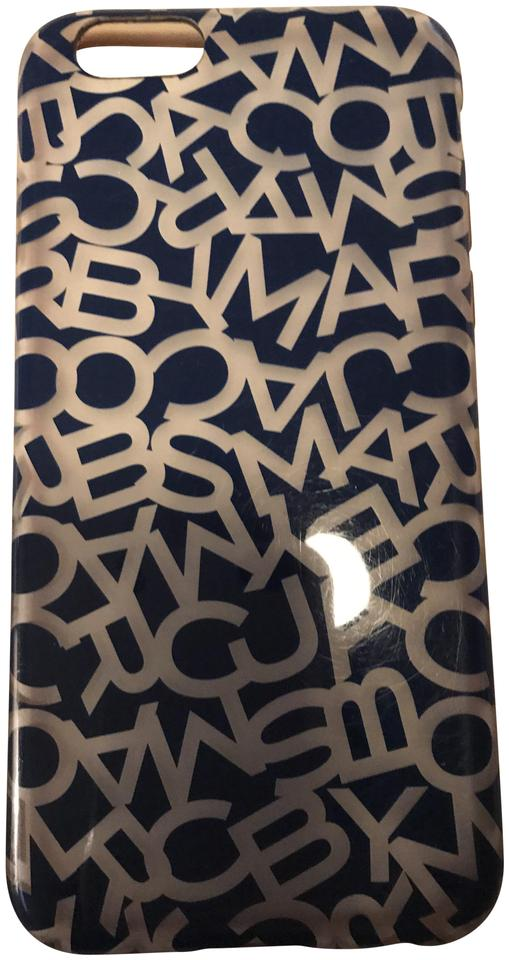 best service 85983 03f19 Marc Jacobs Blue/Clear By Iphone 6 Case Phone Cases Amalfi Coast Tech  Accessory 59% off retail