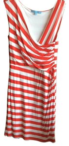 Antonio Melani short dress Red & White on Tradesy