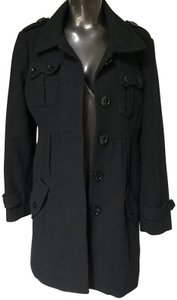 Divided by H&M Military Style Pea Coat
