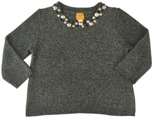 Ruby Rd. Knitted Embellished Sweater