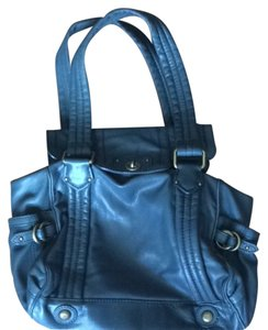 Marc by Marc Jacobs Satchel in Marine Blue