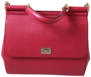 Dolce&Gabbana Satchel in salmon