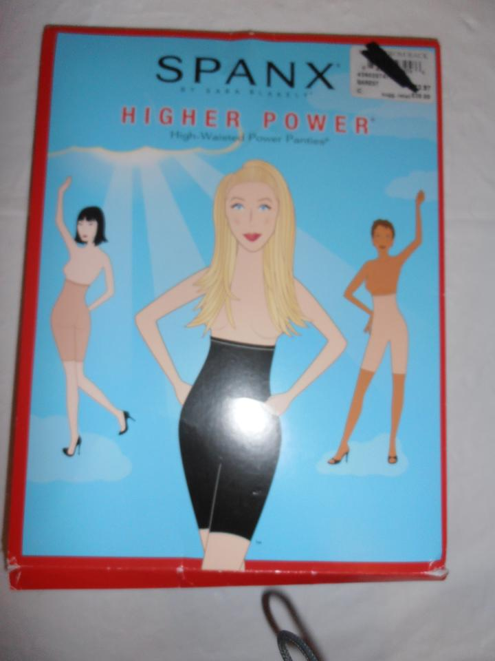 61ca512b6 Spanx Spanx Higher Power High Waisted Power Panty size C Color  Barest  Image 2. 123