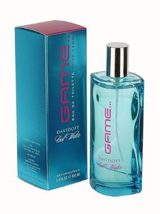 davidoff COOL WATER GAME FEMME 3.4 oz/100 ml EDT Spray ,New in box.