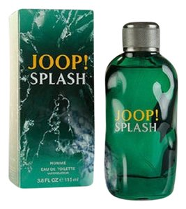 Joop! JOOP SPLASH MEN 3.8 oz/115 ml EDT Spray for Men's,New in box.!!