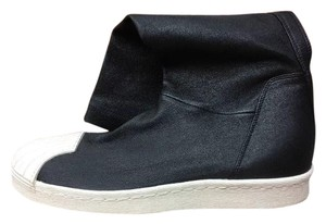 Rick Owens black lamb skin Athletic