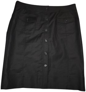 Martin + Osa Skirt Black