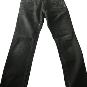 Dolce&Gabbana Boot Cut Jeans-Coated