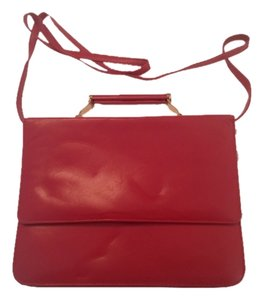 Charles Jourdan Leather Shoulder Bag