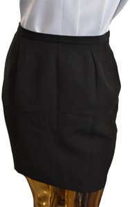 Céline Mini Skirt Black