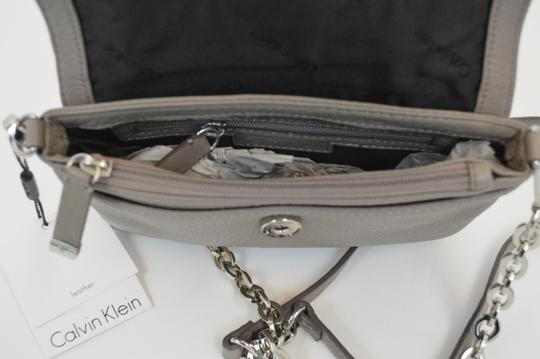 Calvin Klein Lock Chain Cross Body Bag