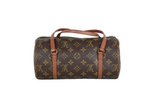 LOUIS VUITTON Lv Palillon Leather Monogram Shoulder Bag