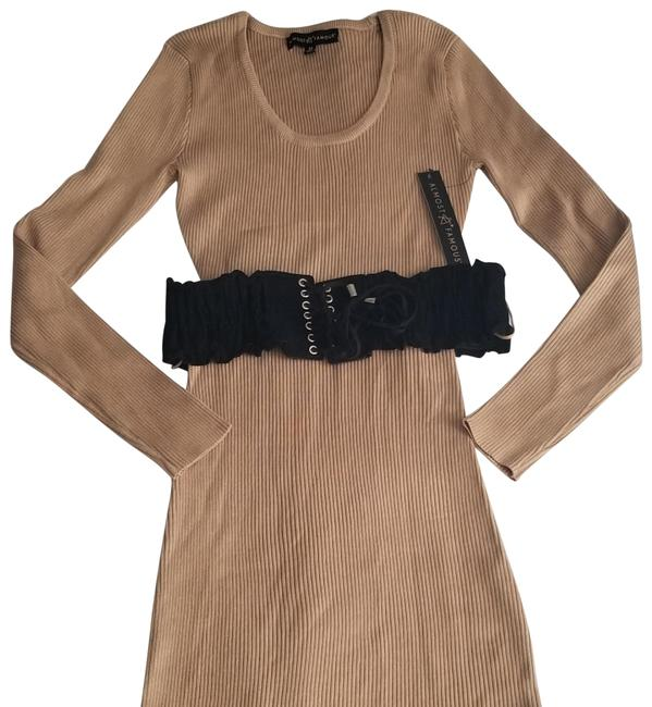 Item - As Pictured Longsleeve Mid-length Cocktail Dress Size 8 (M)
