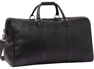 Roots Black Travel Bag