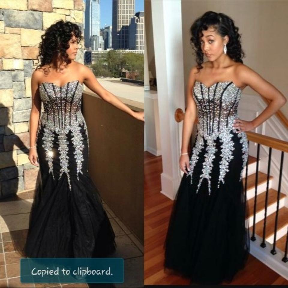 80685bb2752 Jovani Prom Dress Black And Gold - Gomes Weine AG