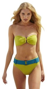 Newport News Newport News Women's High-waist Belted Bikini Swimsuit Bottom 6